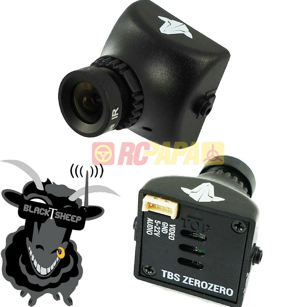 TBS Team BlackSheep ZeroZero FPV Camera - RC Papa