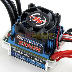 Hobbywing EZRUN 60A Brushless ESC for 1/10 1/12 RC - RC Papa