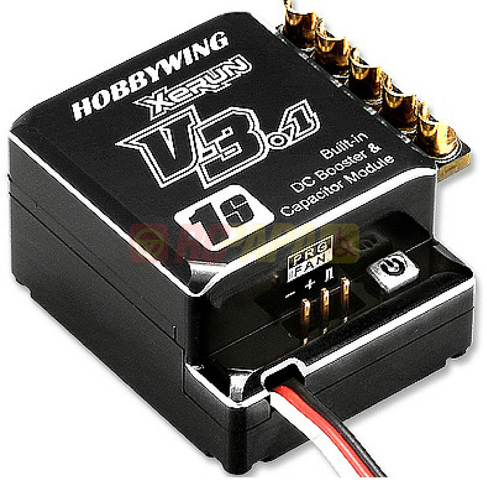 Hobbywing XERUN 120A-1S v3.1 Sensored Brushless Motor ESC for 1/12 RC - RC Papa