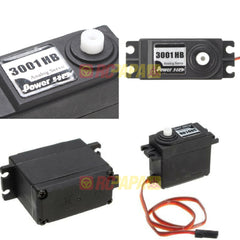 Power HD Standard Servo (HD-3001HB) - RC Papa
