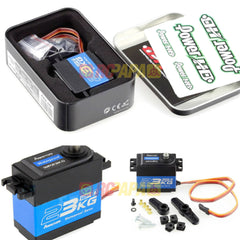 Power HD 23KG Torque Waterproof Servo (WP-23KG) - RC Papa