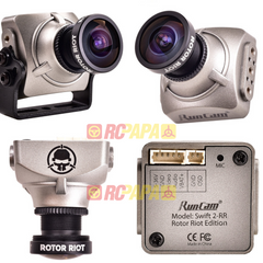 RunCam Swift 2 Rotor Riot FPV Camera (IRB NTSC) - RC Papa