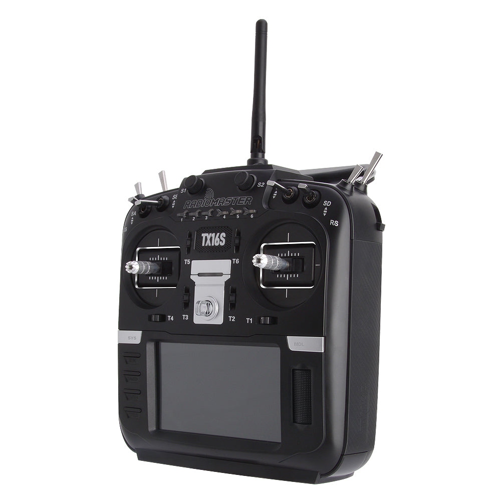 RadioMaster TX16S 16CH 2.4Ghz OpenTX RC Radio Transmitter - RC Papa