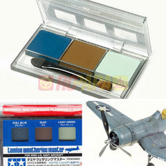 Tamiya 89969 Weathering Master Set for WWII US Navy Marine Aircraft - RC Papa