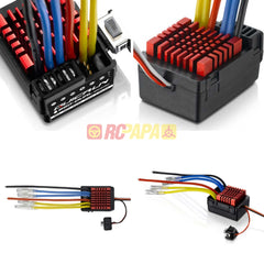 Hobbywing Quicrun Waterproof WP 880 Dual Brushed 2-4S ESC - RC Papa