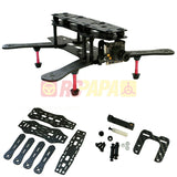 ATG 250 4-Axis Glass Fiber Frame Kit for FPV Multirotor - RC Papa