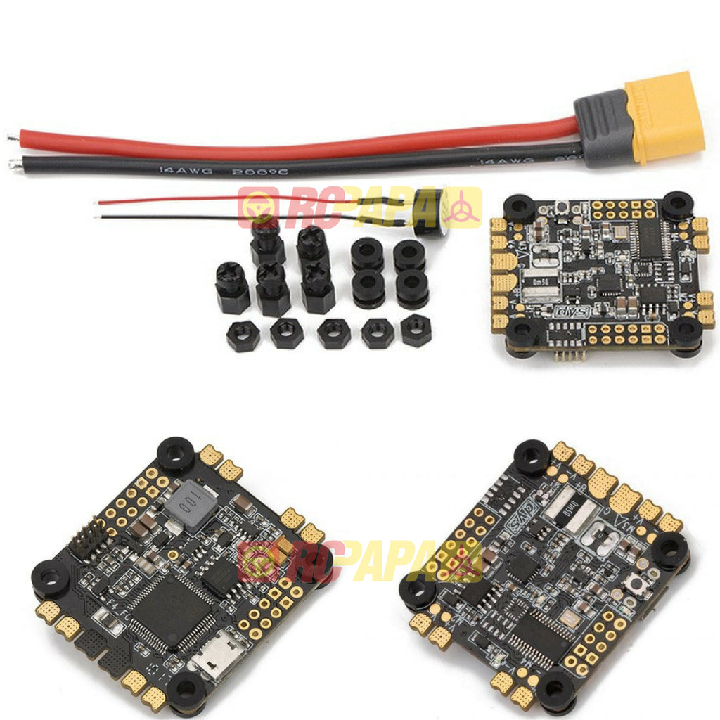 DYS F4 Pro FC Flight Controller with Built-in PDB - RC Papa