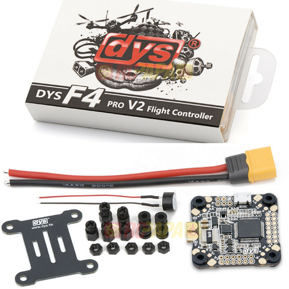 DYS F4 Pro v2 Flight Controller AIO FC - RC Papa