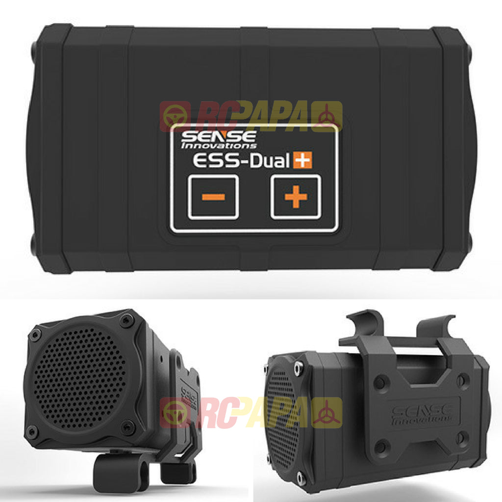 Sense Innovations ESS Dual Plus Engine Sound System for RC Car