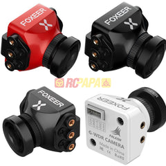 Foxeer Falkor 1200TVL Mini/Full Size Camera 16:9/4:3 PAL/NTSC Switchable GWDR (HS1219) - RC Papa
