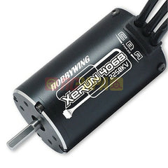 Hobbywing XERUN 4068SD Sensored 2250kv Brushless Motor for 1/8 RC - RC Papa