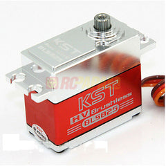 KST BLS825 High Voltage Brushless Motor Digital Servo for 1/8 RC - RC Papa