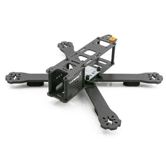 "Lumenier Carbon Fiber RaceBlade QAV-R FPV Racing Quadcopter Frame Kit (5"") with X Bottom Brace - RC Papa"