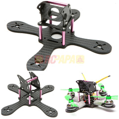 ShenDrones Mitsuko 150mm Mini Quad Carbon Fiber Frame - RC Papa
