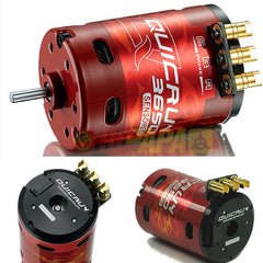 Hobbywing Quicrun 3650 Sensored Brushless Motor for 1/10 RC - RC Papa - 1