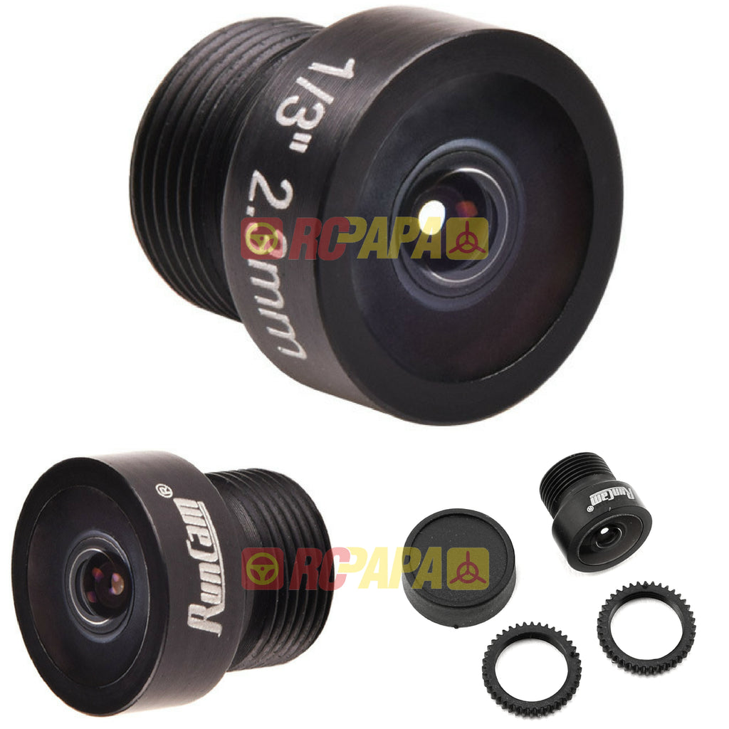 RunCam RC23M FPV Camera Lens (2.3mm FOV145)