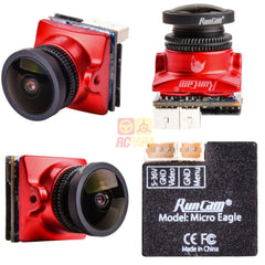 RunCam Micro Eagle FPV Camera (WDR 16:9 / 4:3 Switchable Micro CMOS) - RC Papa