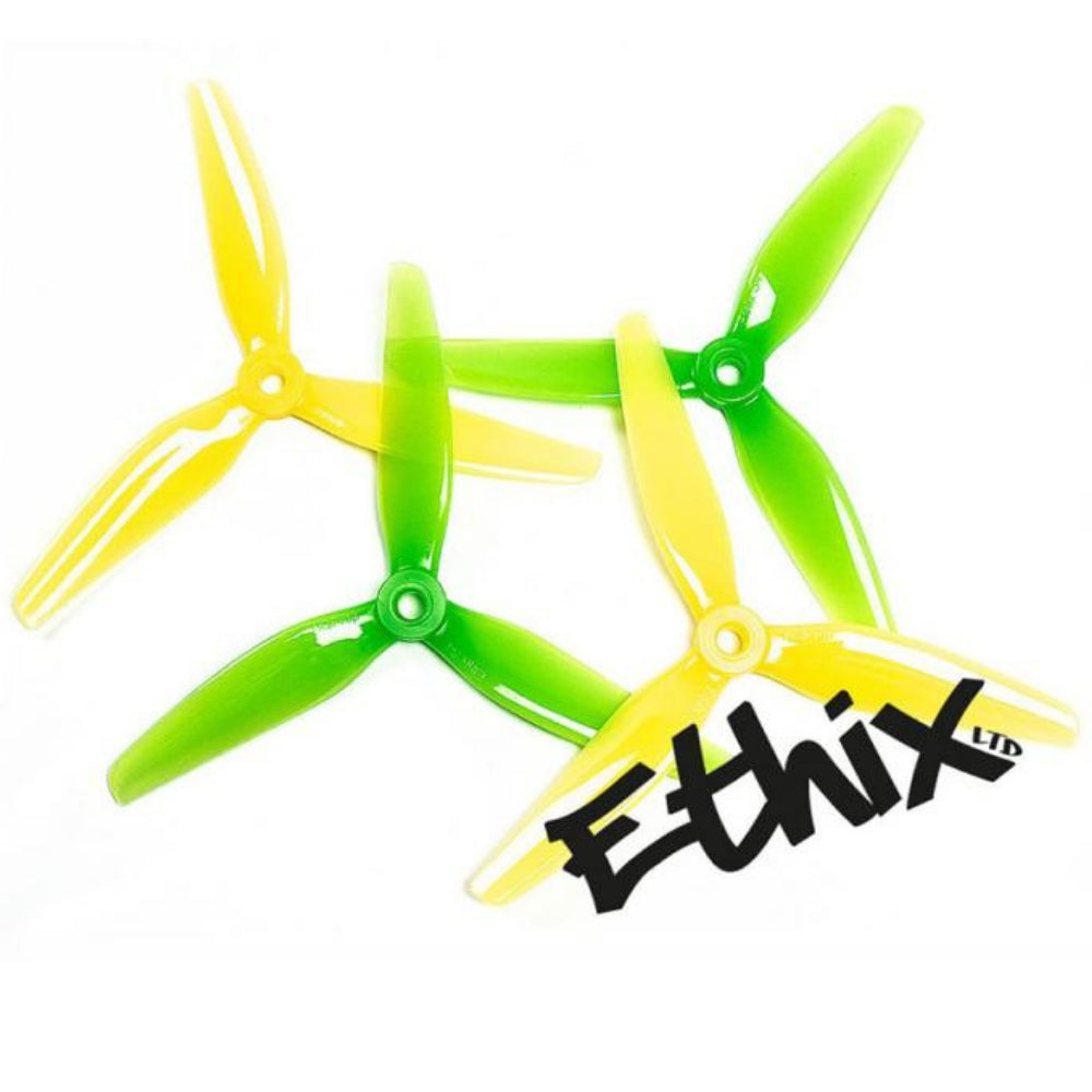 ETHIX S4 Lemon Lime Propellers - RC Papa