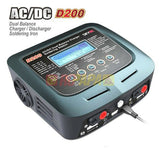 SkyRC D200 Dual Balance Charger with Soldering Set - RC Papa