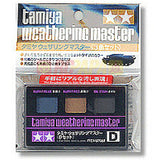 Tamiya 87088 Weathering Master D Set Burnt Blue Oil Stain - RC Papa