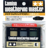 Tamiya 87098 Weathering Master E Set Yellow Gray Green - RC Papa