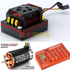 SkyRC Toro 8 150A X8P Brushless Combo for 1/8 Buggy - RC Papa