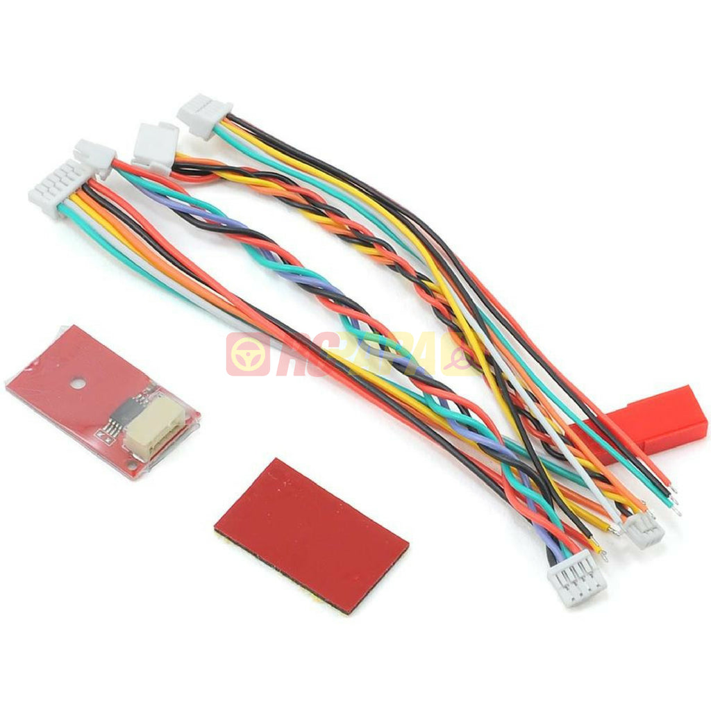 ImmersionRC Tramp HV Accessory Pack, A/V Cables and TNR Tag - RC Papa