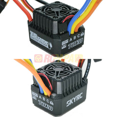 SkyRC Toro TS120W 120A Waterproof Brushless ESC 1/10 RC - RC Papa