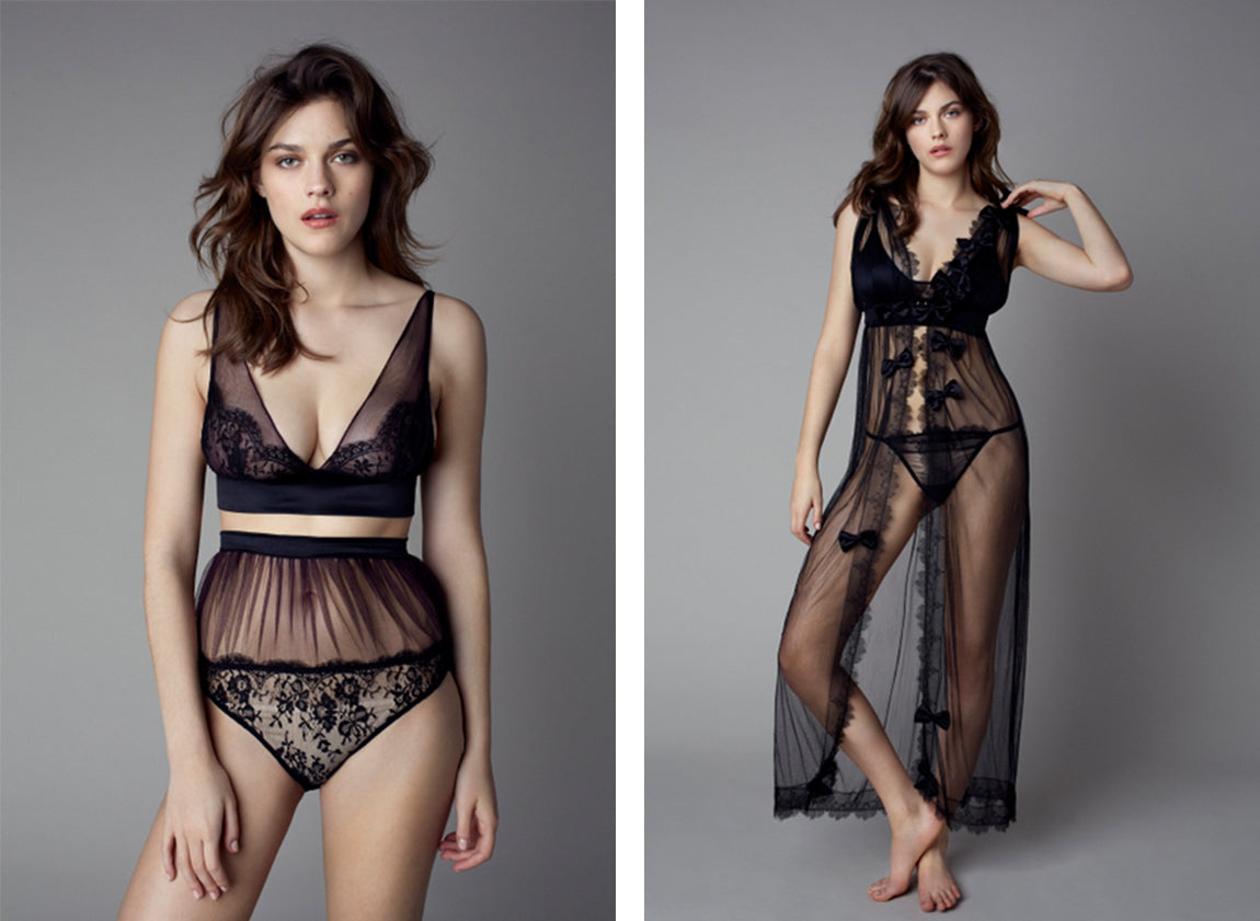 Bernstein Anderson | Damaris & Mimi Holliday Designer Dessous