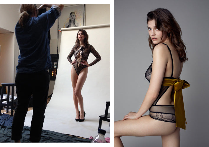Mimi Holliday | Damaris | Luxus Dessous | Designer Dessous | Jane McLeish-Kelsey