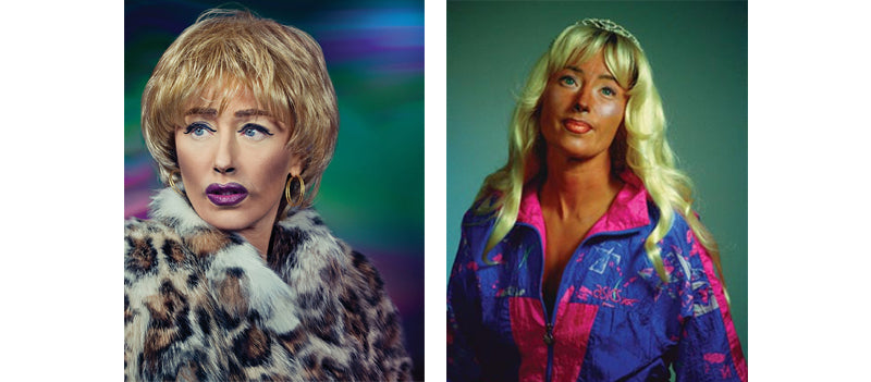Mimi Holliday | Cindy Sherman | Stylist | Fashion Stylist | Luksusundertøy | Photography