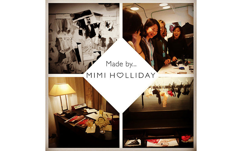 Mimi Holliday | Luxus Dessous | Designer Dessous | Shanghai China | Designer