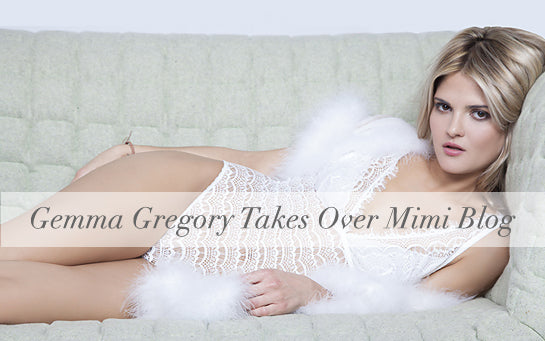 Gemma Gregory - Mimi Holliday Luxury Designer Alusvaatteet
