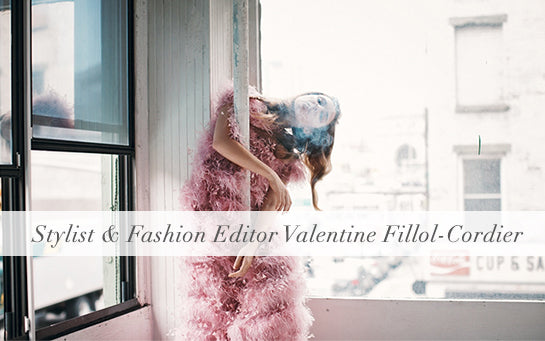 Mimi Holliday | Valentine Fillol-Cordier | Fashion Stylist | Lyxunderkläder | Fashion Blog