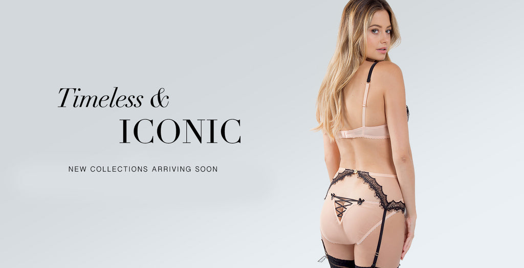 Mimi Holliday | Timeless & Iconic Lingerie | New collection arriving soon