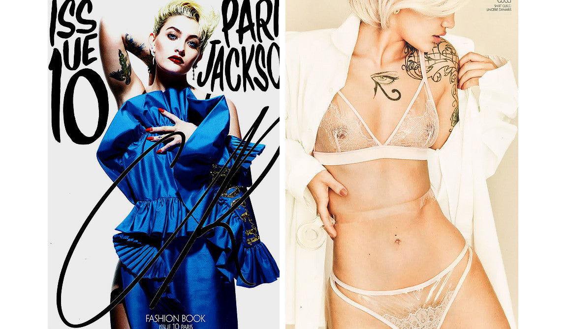 CR Magazine | Mimi Holliday Luxus Designer Dessous