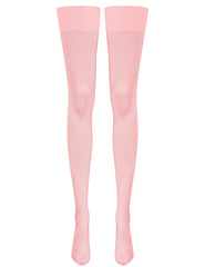 Mimi Stockings - Baby Pink
