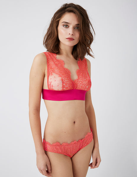 Damaris Juniper Triangle Bra