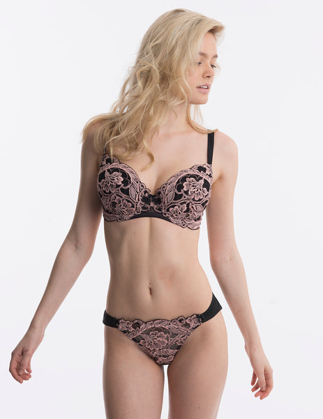 Helena Panattone Padded Push-Up Bra