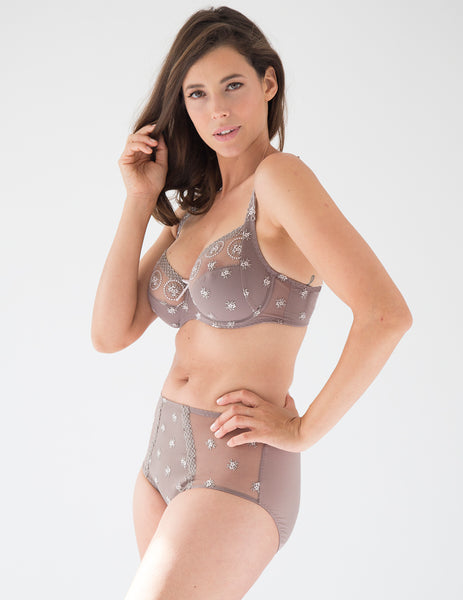 Chantilly Treat Full Cup Support Bra D-H Cup
