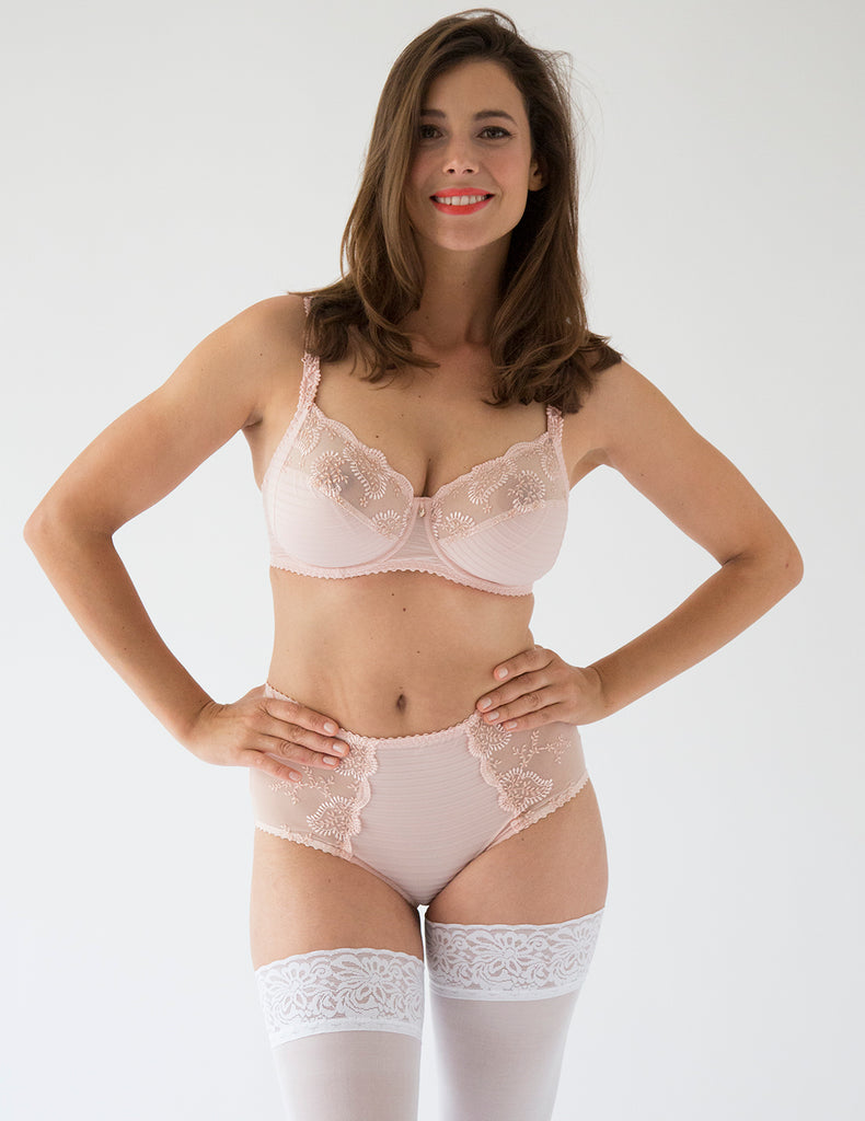 Elise Rose Twinkle High waisted Support Brief