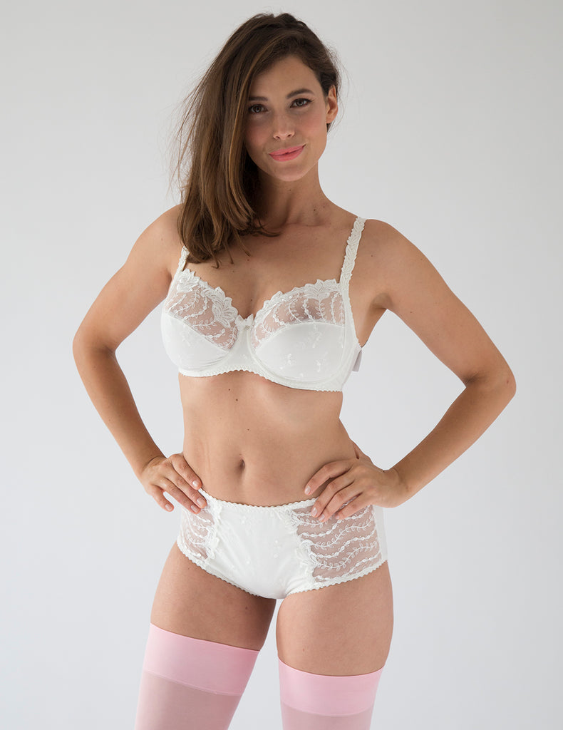 Lys Royal Creme Fuld Cup Bra DH Cup