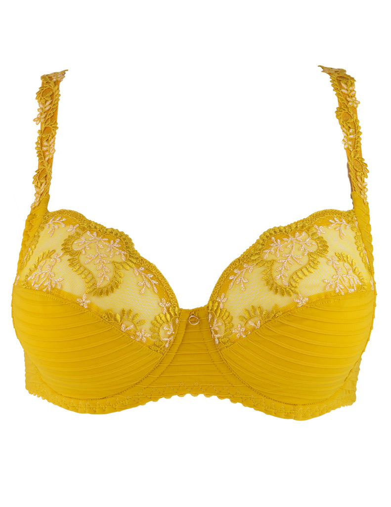 Elise Ochre Perfect Support Full Cup Bra - to H Cup
