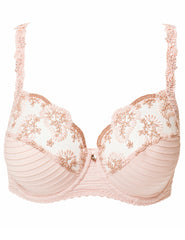 Elise Rose Twinkle Full Cup Bra DH Cup