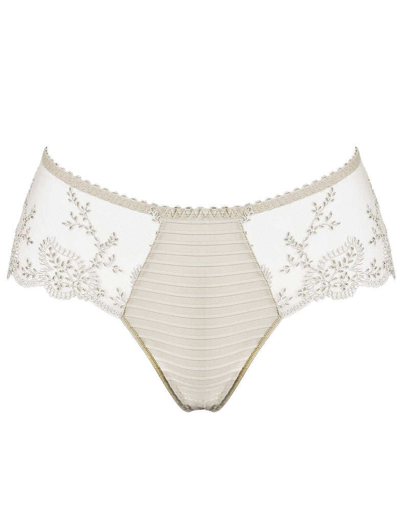 Elise Dreamy Ivory Cheeky Boy Short