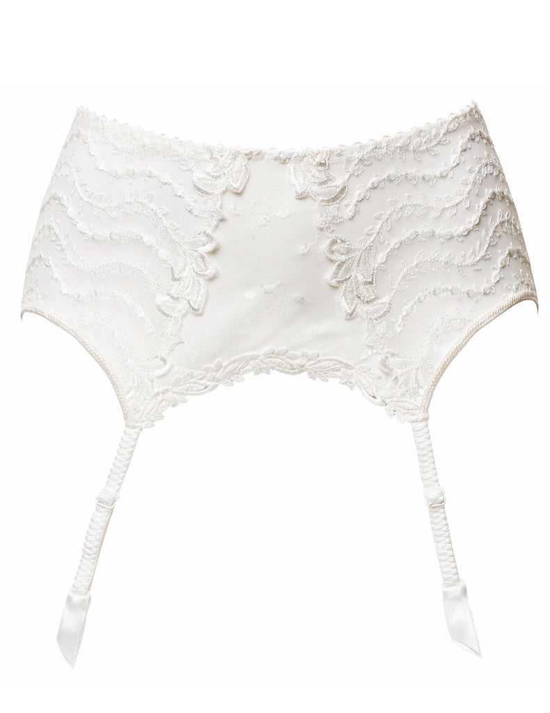 Lys Royal Creme Suspenders