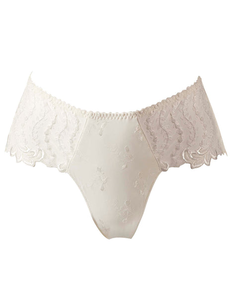 Lys Royal Creme Cheeky Boy Short Brief