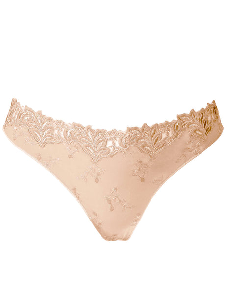 Lys Royal Blush Usynlig String