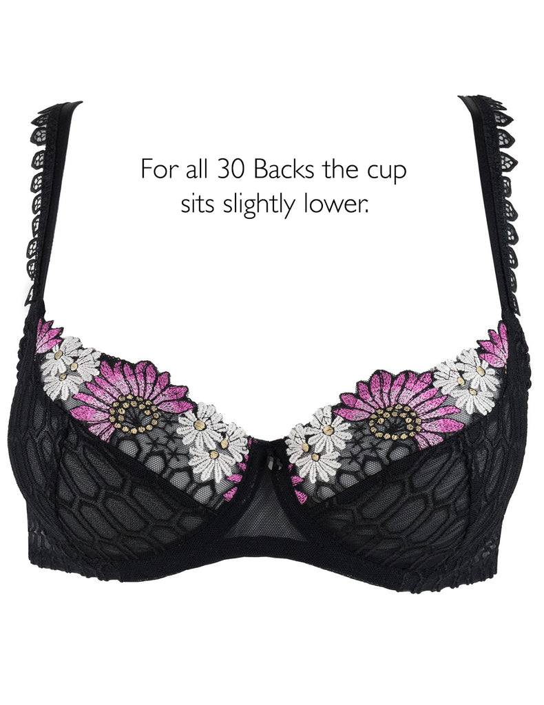 Poppet Chichi Bra Up to H CUP