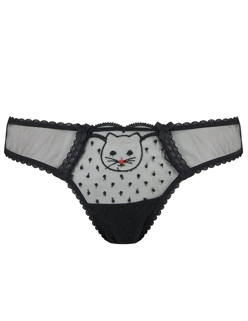 Kitty Goodnight Classic Lace Knickers